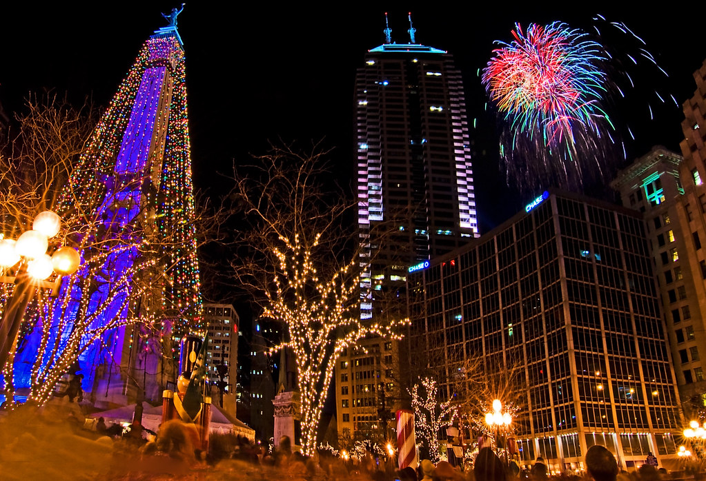 bricker let christmas commence in indianapolis by tombricker