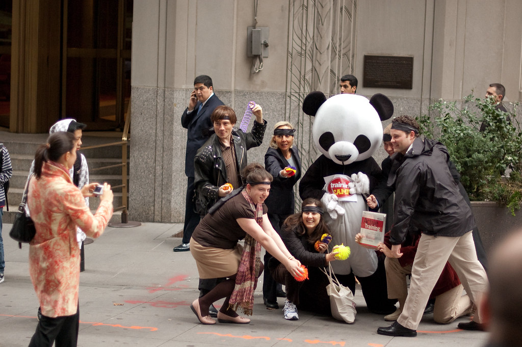 ... Sad Panda in the Limelight | by srslyguys & Sad Panda in the Limelight | srslyguys | Flickr