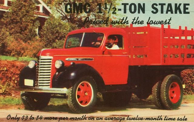 1940 GMC 1-1/2-Ton Stake Truck   Alden Jewell   Flickr