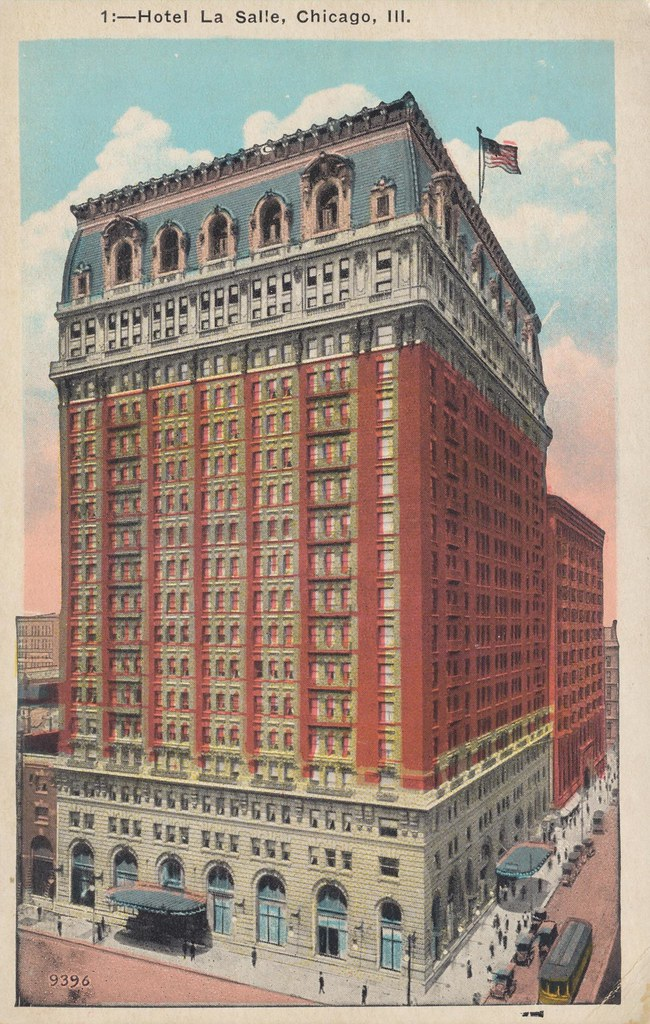 Hotel La Salle - Chicago, Illinois