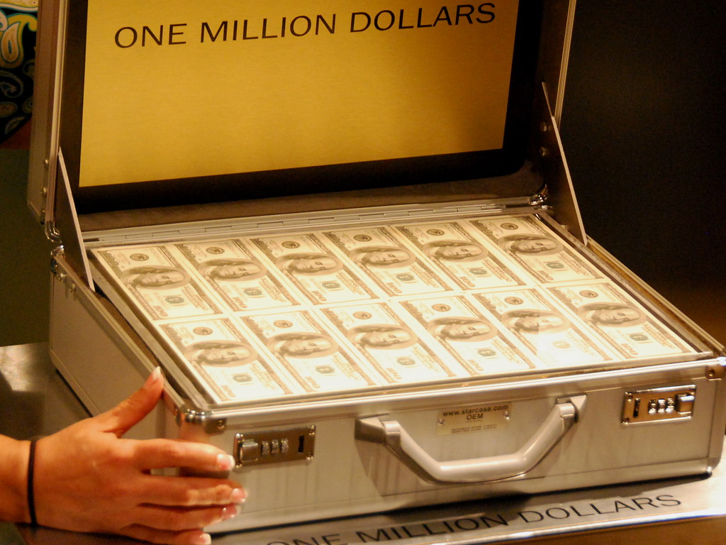 Proof That a Million Dollars Isnt as Much as You Think
