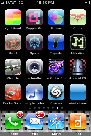 free music apps for iphone iphone apps my favorite iphone apps for 2407