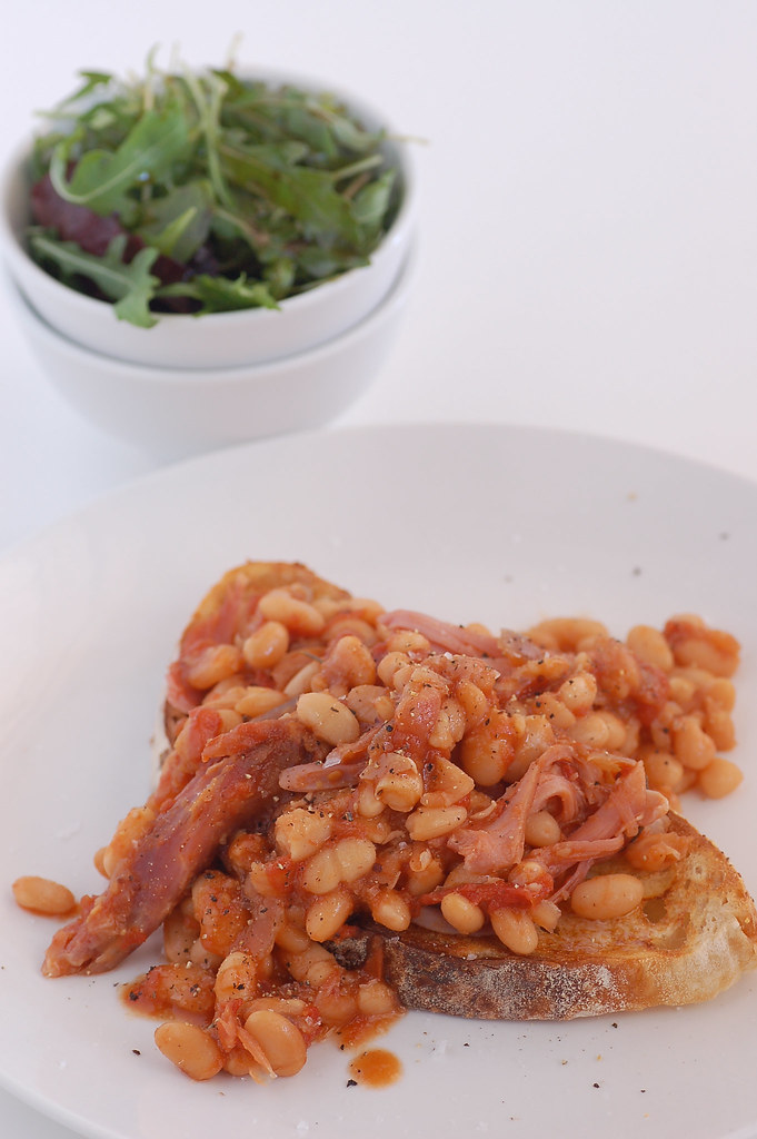 Recipe Baked Beans Test Kitchen Strong Coffee