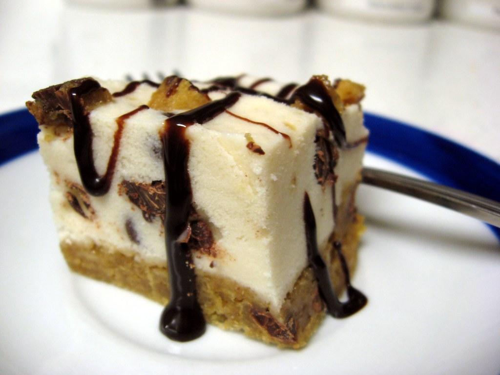 Baskin Robbins Yogurt Ice Cream Cake