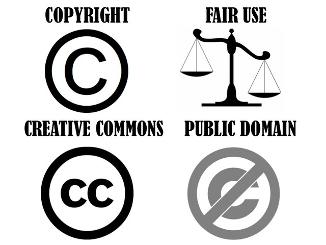 Copyright Creative Commons Fair Use Public Domain By Langwitches