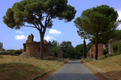 Via Appia Antica | by atocim