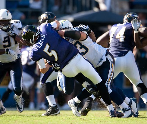 San Diego Chargers Blogs: San Diego Chargers Vs. Baltimore Ravens
