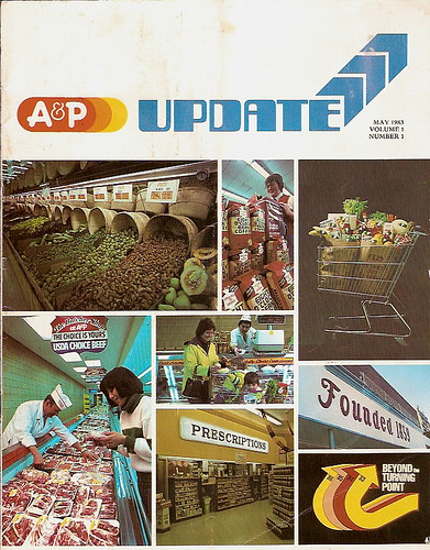 A&P Update 0583 Issue Front | by JSF0864
