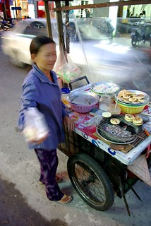 Yam Cake Street Food - Cycling In Saigon | by The Hungry Cyclist