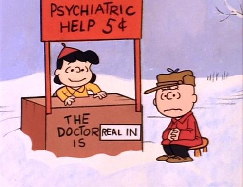 Image result for charlie brown doctor