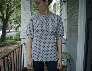 tic-tac-toe shirt | by Darling Dexter