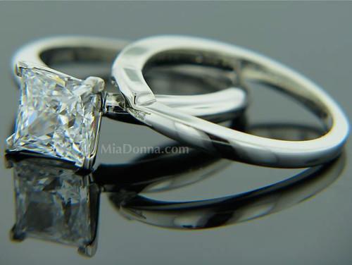2 5 Carat Princess Cut Diamond