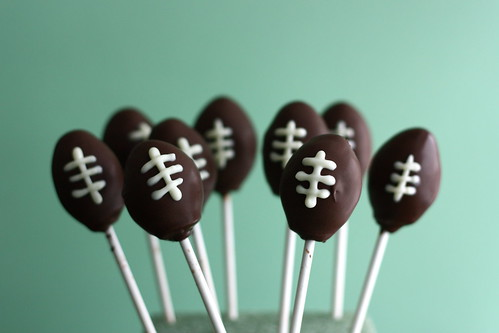 football cake pops | by jamiebecca