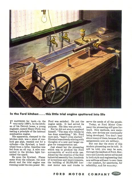 1944 ford motor company usa michael flickr for Ford motor company usa