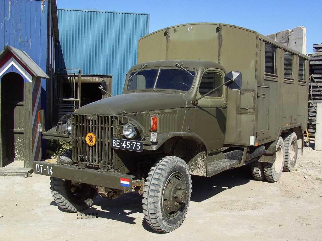 1944 G.M.C. 353 Army Truck | GMC, now owned and operated ...