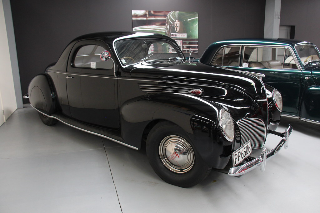 1938 lincoln zephyr coupe the lincoln motor company was or flickr. Black Bedroom Furniture Sets. Home Design Ideas