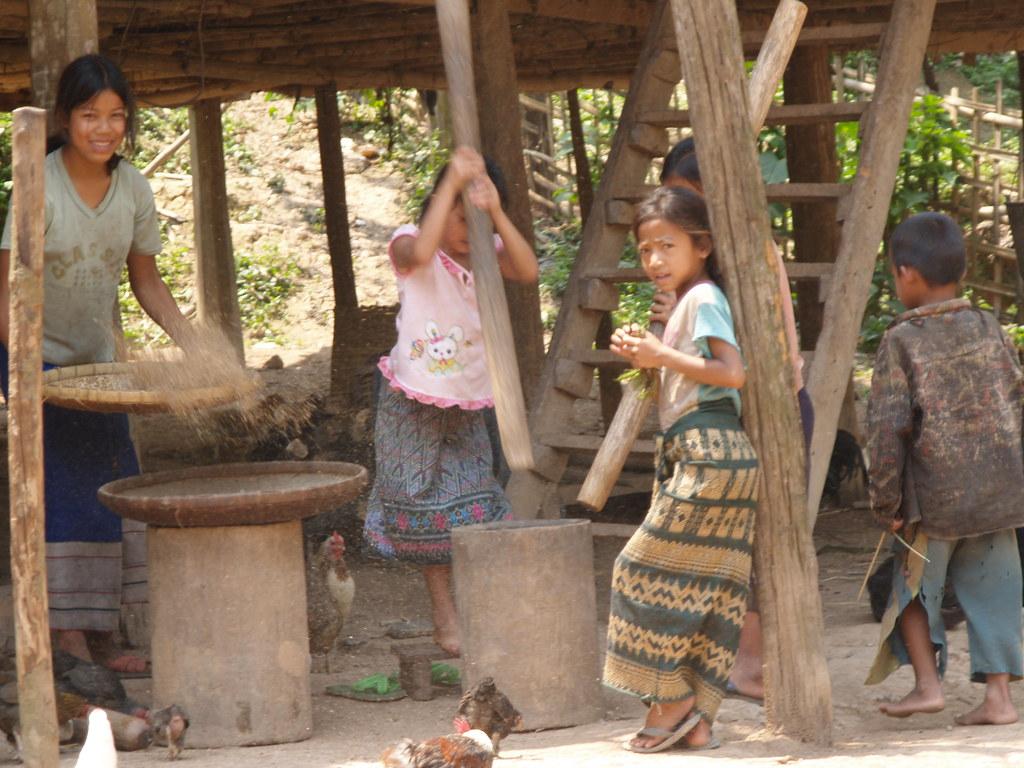 Vagamundos 2005. Laos. Luan Nam Tha