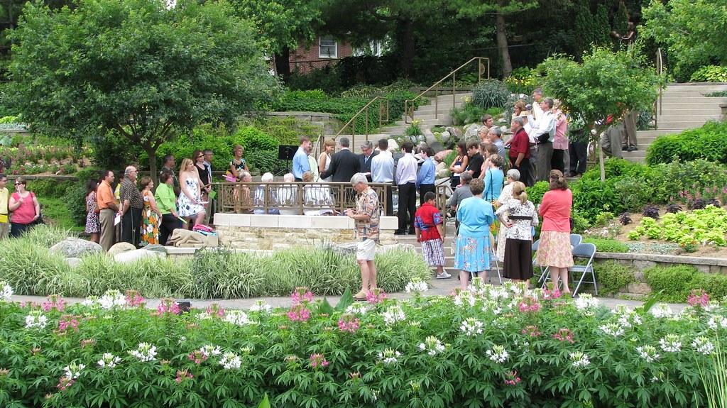 Lincoln Park Wedding Plaza Rock Island