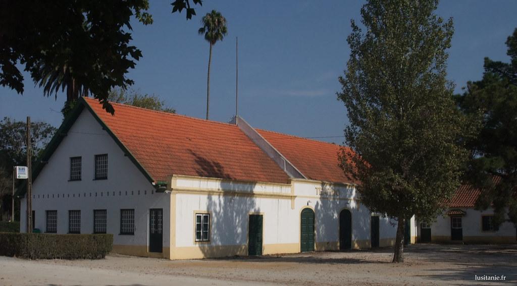 Ancien théatre, construit pour les travailleurs de Vista Alegre