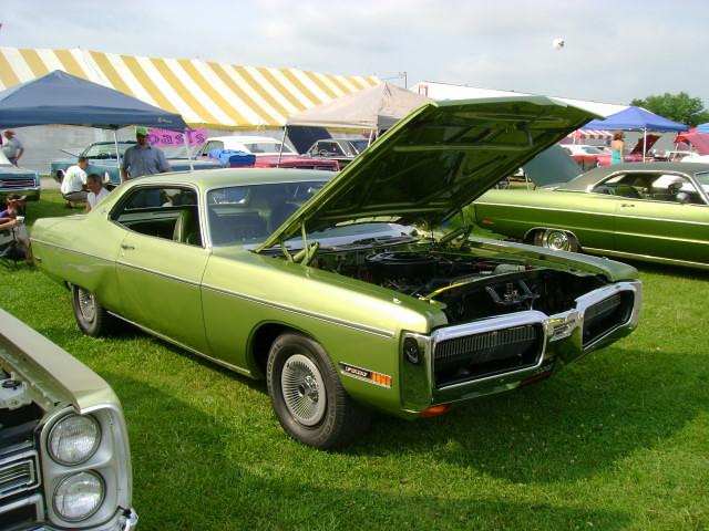 1972 Plymouth Fury Gran Coupe Carlisle All Chrysler