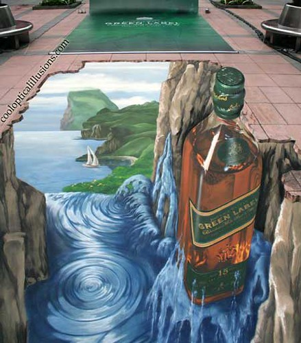 Amazing 3D Sidewalk Chalk  Art 21 | by dwightgenius