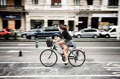 La chica de la bici / The Girl on bike | by Todo-Juanjo