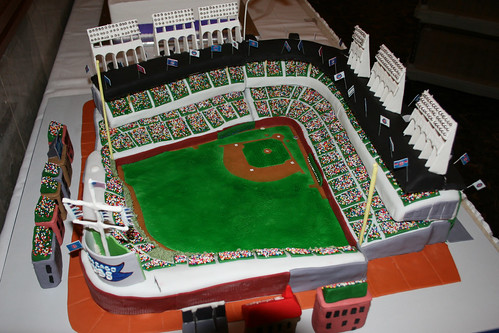 Wrigley Field - Star Wars Groom's Cake | by marksl110