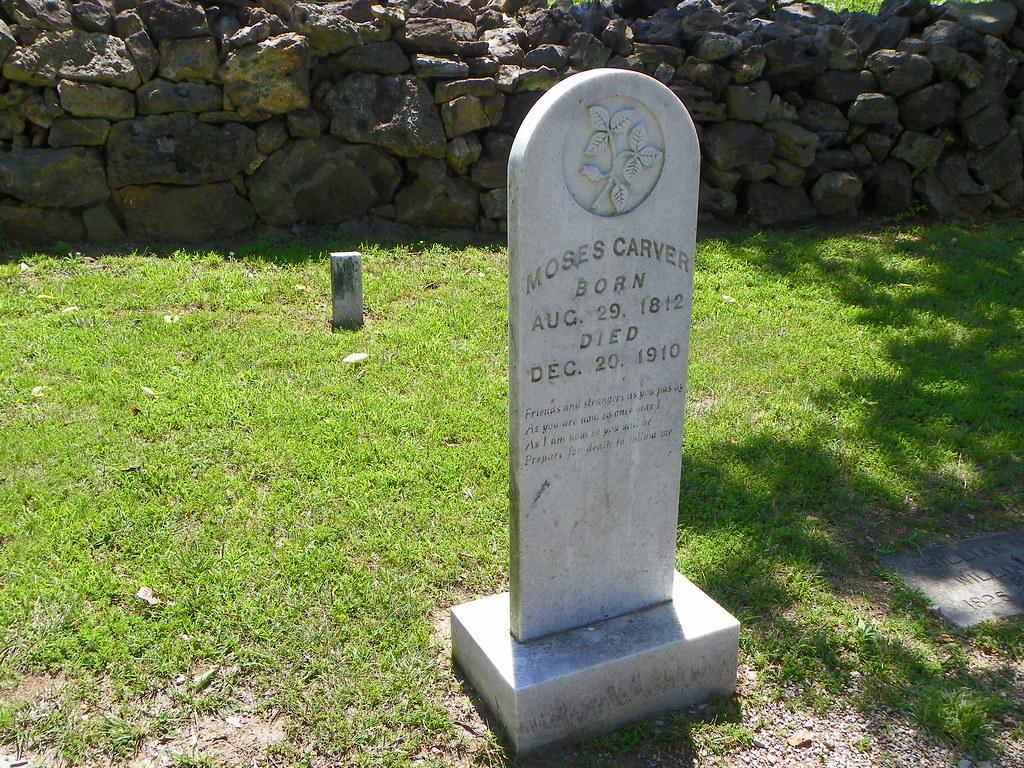 George Washington Carver National Monument, his boyhood