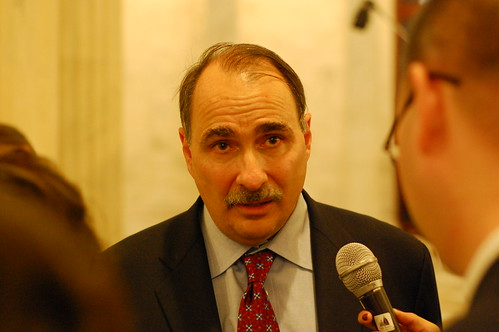 White House Senior Advisor David Axelrod | by Talk Radio News Service