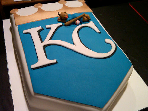 Kc Royals Cake Pan