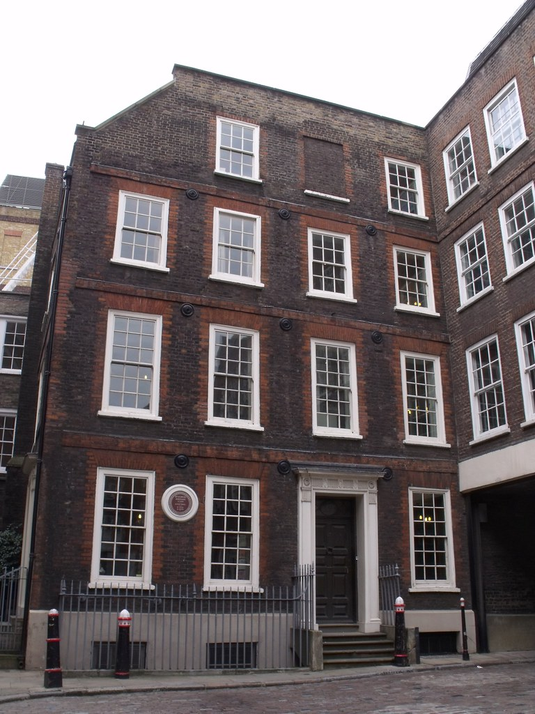 Dr Johnson's House - 17 Gough Square, City of London   Flickr
