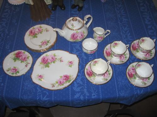 Royal Tea Room La Plata Closed