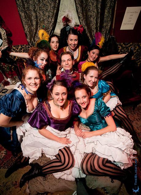 Can Can Bijou at Dickens Fair 2009 : Flickr - Photo Sharing!