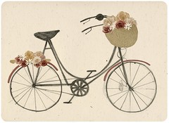 dream bike. | by Clare Owen Illustration