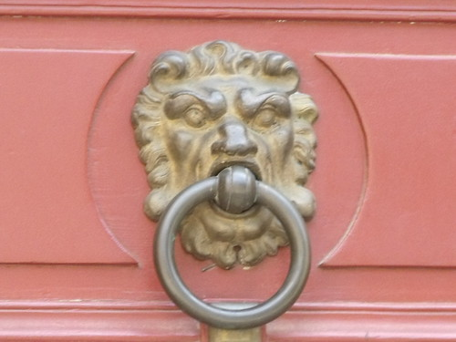 Le Musee Granet - Place St Jean de Malte - Aix-en-Provence - door knockers | by ell brown