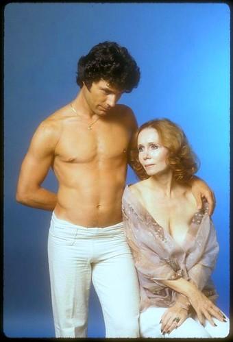 Katherine Helmond And David Christian 1 May 25 1978