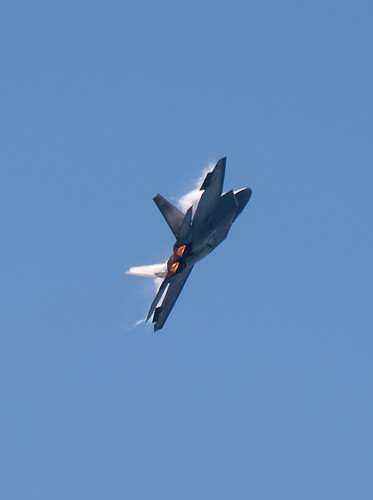 F-22 Turning and Burning 2 | by cetaylor
