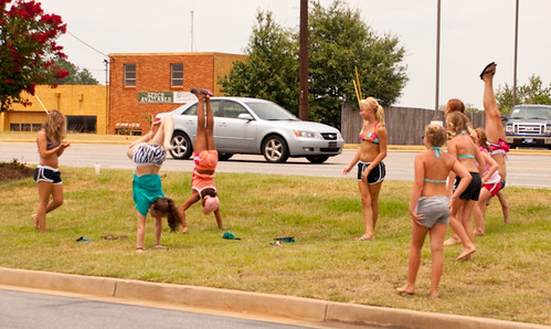 Force Cheerleader Carwash At Sonic Drive In 8728 Visit
