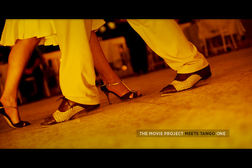 The Movie Project meets Tango: One | by bazzmann