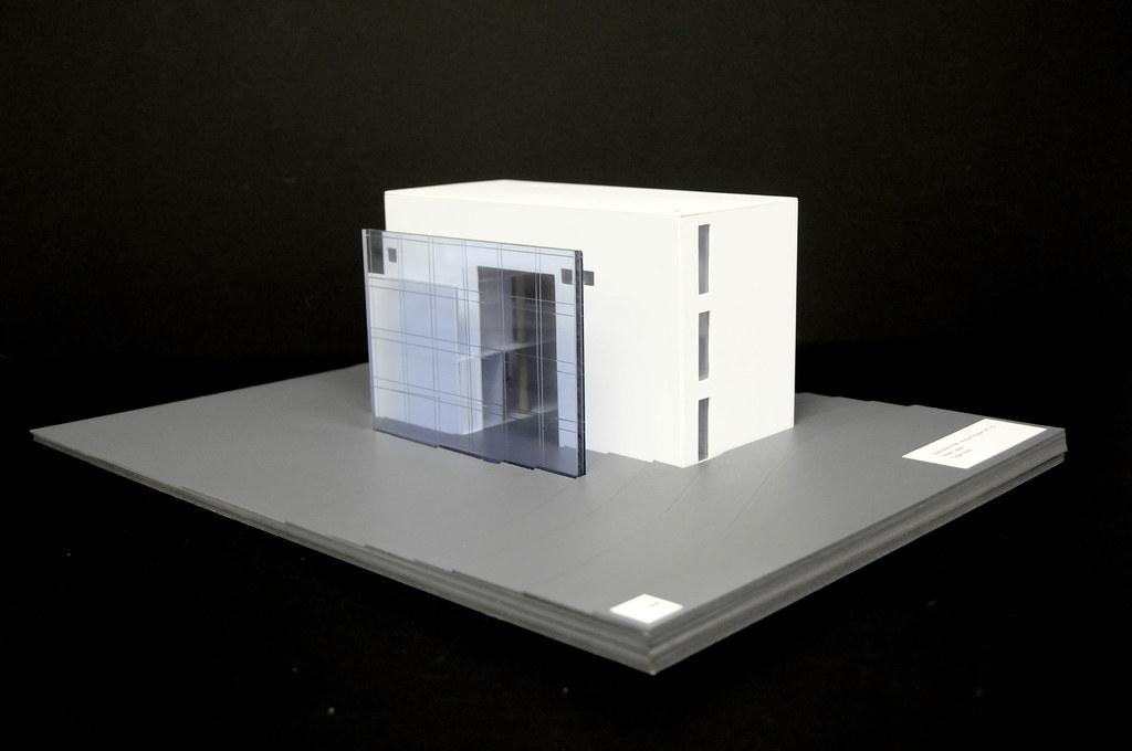 Final Model Horiuchi house   Final model Arch 057 by Jose ...
