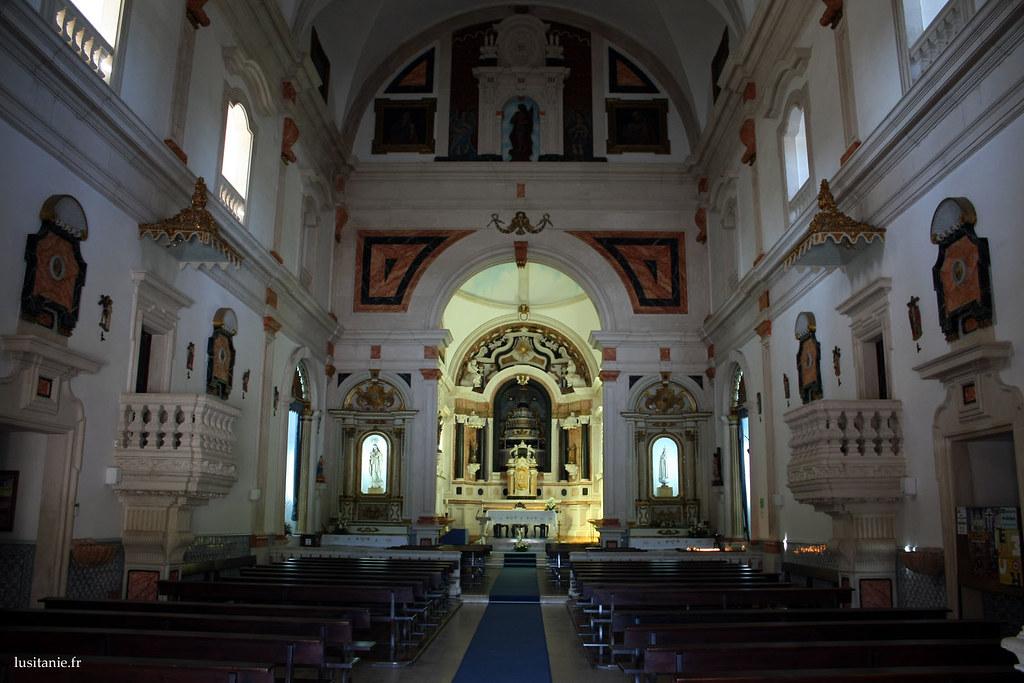 Très beau baroque pour cet intérieur d'église