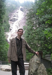 Sam at Shannon Falls | by awreunion.com