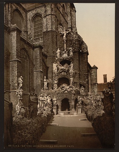 [The Calvary, St. Paul's Church, Antwerp, Belgium] (LOC) | by The Library of Congress