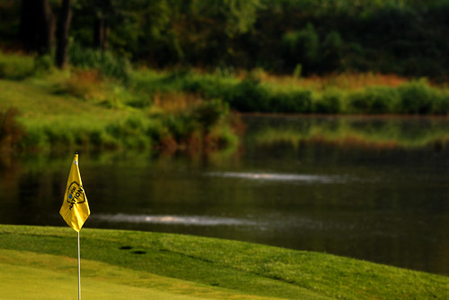 2009 AT&T National, Earl Woods Memorial Pro-am | by chriswellner