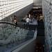 Rolltreppe in Centrumgalerie