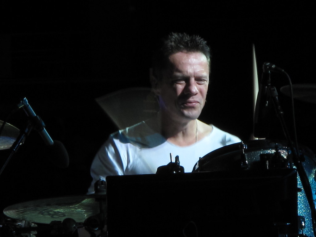 Larry Mullen, Jr  - U2 360 Tour | U2 360 Tour Setlist for 10