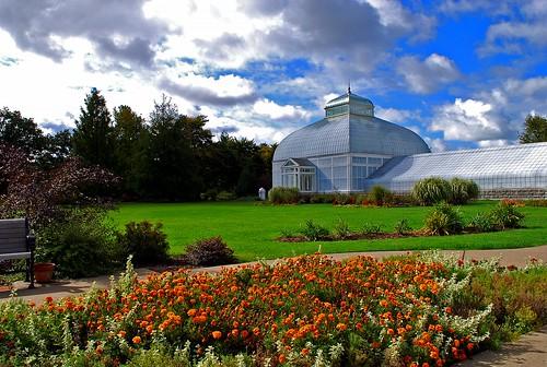 Garden Walk Buffalo Through The Garden Gates 6: Botanical Garden And Arboretum, South Park, Buffalo, NY, U