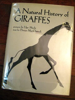 A Natural History of Giraffes by Ugo Mochi and Dorcas MacClintock | by firstsecondbooks