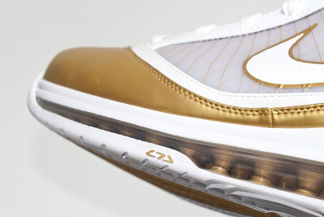 Nike Gold Edition Shoes