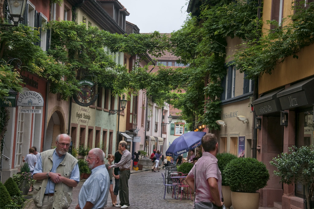 streets of freiburg germany freiburg is a city in the. Black Bedroom Furniture Sets. Home Design Ideas